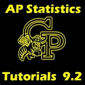 AP Statistics 9.2.1 - Testing Mean when SD Known
