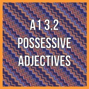A1 3.2 Possessive Adjectives