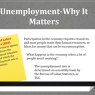 Unemployment/Full Employment - Frictional / Structural / Cyclical