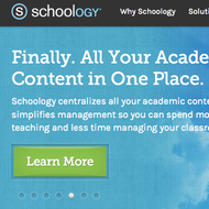 How to use Schoology