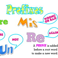LCHS 9th Grade Prefixes