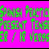 Desoto ISD Present Tense -er and -ir verbs