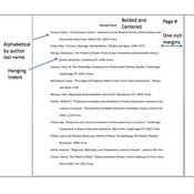 MLA Bibliography: General Format Tutorial | Sophia Learning