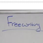 Prewriting: Free writing