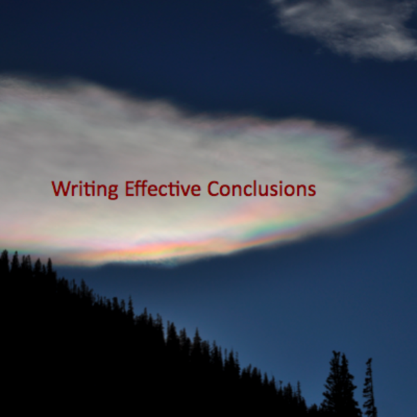 Writing Effective Conclusions