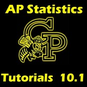 AP Statistics 10.1.2 - The Correlation Coefficient r