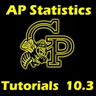 AP Statistics 10.3.1 - The Standard Error Se