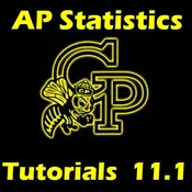 AP Statistics 11.1 -- The Chi-Square Distribution