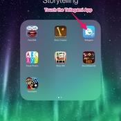 Tellagami iPad App
