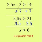 Solving Multi-Step Inequalities Tutorials, Quizzes, and Help ...