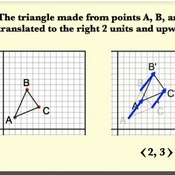 Translations of Geometric Figures