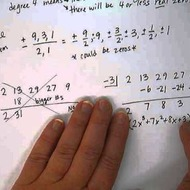 A2.5.3 Polynomials - Finding all/real Roots