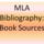 MLA Bibliography: Book Sources