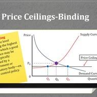Binding & Non-Binding Constraints