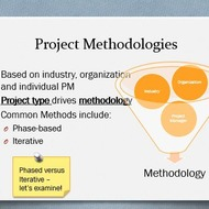 Project Approaches & Methodologies