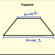 Base for a Parallelogram and Trapezoid