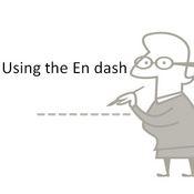 The En Dash