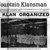 Nativism Resurges