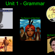 Unit 1 Grammar Thinglink