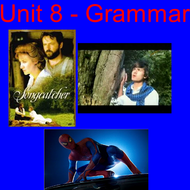 Unit 8 Grammar Thinglink