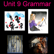 Unit 9 Grammar Thinglink