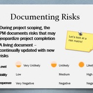Identifying Project Risks