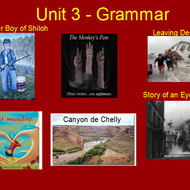 Unit 3 Grammar Thinglink