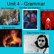 Unit 4 Grammar Thinglink