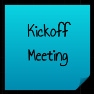 Kick off Meeting