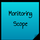 Monitoring Scope