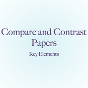 Comparison Papers: Key Elements
