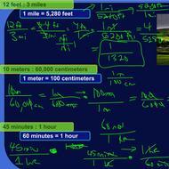 Simplifying Measurement Ratios