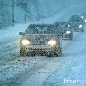 Minnesota Roads in the Winter