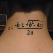 Lesson 4-6 The Quadratic Formula