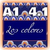 A1 4.1 Los colores - vocabulario