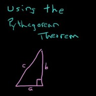 Using the Pythagorean Theorem