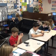 Blended Learning in 5th grade