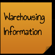 Warehousing Information