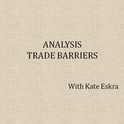 Analysis Trade Barriers