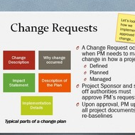 Change Request and Implementation