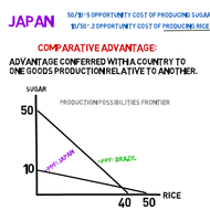 Rationale: Comparative Advantage
