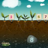 Count & Grow - Elementary Math App