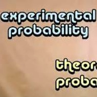 Math 6 Chapter 11-2 & 11-3: Experimental Probability