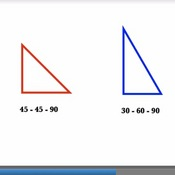 Two Special Triangles
