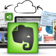 Using Evernote for students' Chinese learning
