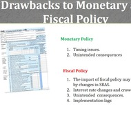 Pros and Cons of Monetary and Fiscal Policy