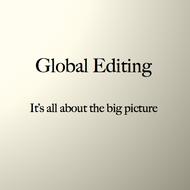Global Editing