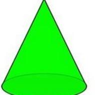 Topic 13-3 Cones