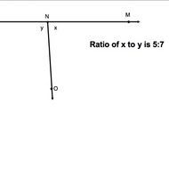 Finding Unknown Angles from Supplementary Angles