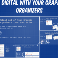 Filling In Graphic Organizers with Google Drive